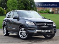 Used Mercedes ML250 BlueTEC SE