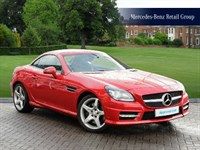 Used Mercedes SLK350 BlueEFFICIENCY AMG Sport