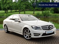 Used Mercedes C180 CGI BlueEFFICIENCY AMG Sport Edition 125