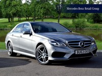 Used Mercedes E250 CDI BlueEFFICIENCY AMG Sport