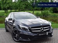 Used Mercedes GLA220 CDI 4MATIC AMG Line