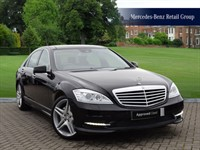 Used Mercedes S350 BlueTEC Limousine AMG Sport Edition