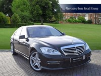 Used Mercedes S63 AMG L