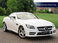 Used Mercedes SLK200 BlueEFFICIENCY AMG Sport