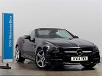 Used Mercedes SLK350 BlueEFFICIENCY AMG Sport
