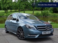 Used Mercedes B180 CDI BlueEFFICIENCY Sport