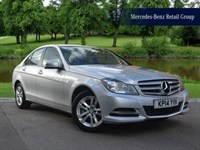 Used Mercedes C200 CDI Executive SE