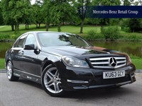 Used Mercedes C250 BlueEFFICIENCY AMG Sport