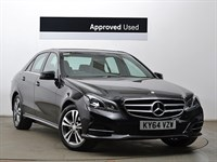 Used Mercedes E220 BlueTEC SE