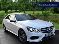 Used Mercedes E250 CDI AMG Line