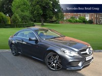 Used Mercedes E350 BlueTEC AMG Line