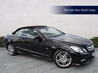 Used Mercedes E350 CGI BlueEFFICIENCY Sport