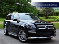 Used Mercedes GL350 BlueTEC AMG Sport
