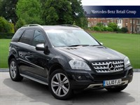 Used Mercedes ML300 CDI BlueEFFICIENCY Sport