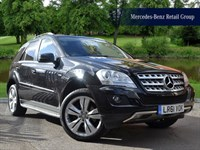 Used Mercedes ML350 CDI BlueEFFICIENCY Sport