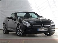 Used Mercedes SLK250 CDI BlueEFFICIENCY