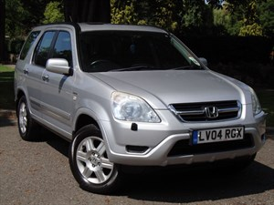 Car of the week - Honda CR-V I-VTEC EXECUTIVE - Only £5,975