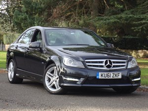 Car of the week - Mercedes C250 CDI BLUEEFFICIENCY SPORT - Only £17,995