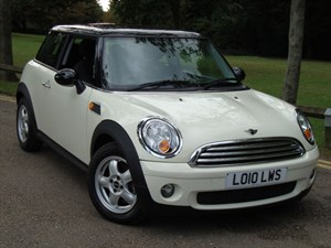 Car of the week - MINI Hatch COOPER START STOP - Only £9,495