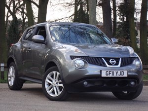 Car of the week - Nissan Juke ACENTA SPORT DCI - Only £10,995