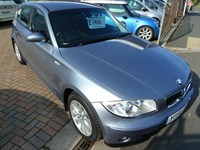 Used BMW 118d 1 SERIES SE 5dr OWNER, LOW MILEAGE, FSH