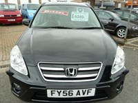 Used Honda CR-V i-CTDi Executive 5dr FULL SERVICE HISTORY