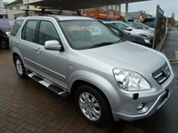 Used Honda CR-V Executive 5dr 4WD FSH, SUPER CONDITION