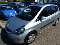 Used Honda Jazz 1.4i-DSi SE 5dr CVT-7 FSH, LOW MILEAGE, 2 OWNERS