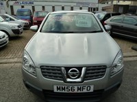 Used Nissan Qashqai 1.5 dCi Acenta 5dr