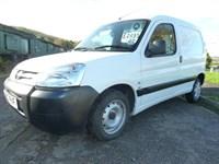 Used Peugeot Partner TD 600LX Panel Van