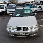 Used Rover 45 iL 5dr NEW MOT, CAMBELT, SERVICE