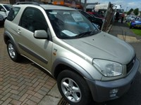 Used Toyota RAV4 NRG 3dr PART EXCHANGE BARGAIN