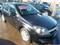 Used Vauxhall Astra i 16v Club 5dr AUTOMATIC