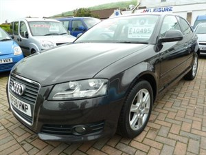 Audi A3 TDI SE 3dr S Tronic SUPER CONDITION