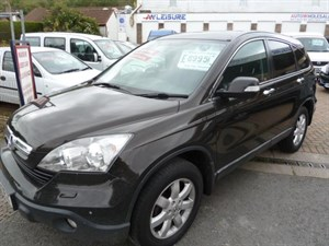 Honda CR-V i-CTDi ES 5dr FSH, VERY WELL MAINTAINED