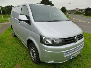 VW Transporter TDI PANEL VAN