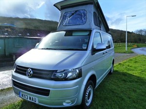 VW Transporter CAMPER VAN TDI 102 PS