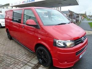 VW Transporter Kombi Camper 6 SEATER