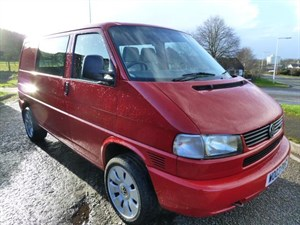 VW Transporter 888 Special X Pack TDI 88Bhp CRUISE CONTROL