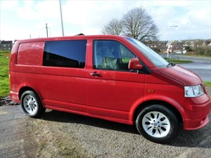 VW Transporter TDI PD 104PS Van DAY WITH TAILGATE