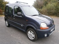 Used Renault Kangoo 1.6 TREKKA 16V 4X4
