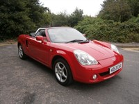 Used Toyota MR2 1.8 VVT-i Roadster