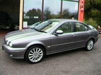 Used Jaguar X-Type 2.0d S 4dr [Euro 4]