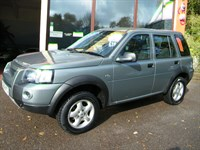 Used Land Rover Freelander Td4 Adventurer Station Wagon 5dr