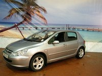 Used Peugeot 307 HDi 90 Sport [AC] 5dr