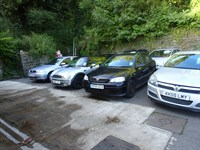 Used Vauxhall Astra 1.6i 16V LS 5dr