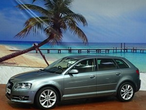 used Audi A3 TDI Sport 5dr [Start Stop] in South-Wales