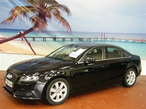 used Audi A4 TDIe 136 SE 4dr [Start Stop] in South-Wales