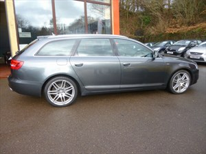 used Audi A6 TDI 170 S Line Special Ed 5dr in South-Wales
