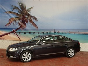 used Audi A6 TDI SE 4dr Multitronic in South-Wales